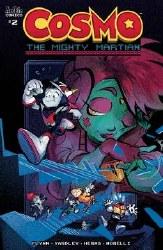 Cosmo Mighty Martian #2 (Of 5) Cvr C Skelly