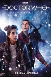 Doctor Who 13th Holiday Special #2 Cvr B Photo
