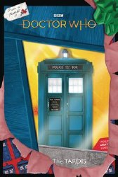 Doctor Who 13th Holiday Special #2 Cvr C Action Figure