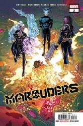 Marauders #3 Dx