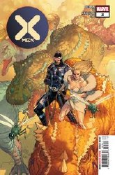 X-Men #3 Dx
