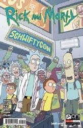 Rick & Morty #57 Cvr A Ellerby (C: 1-0-0)