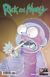 Rick & Morty #57 Cvr B Spano (C: 1-0-0)