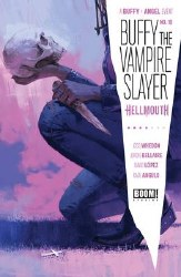 Buffy The Vampire Slayer #10 Cvr A Main Aspinall