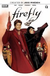 Firefly #12 Cvr A Main Garbett