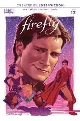 Firefly #12 Cvr B Preorder Quinones Var