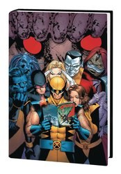 Astonishing X-Men Whedon Cassaday Omnibus Hc Vol 01 Dm Var N