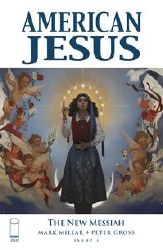 American Jesus New Messiah #1Cvr A