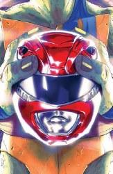 Power Rangers Teenage Mutant Ninja Turtles #1 Cvr B Montes (