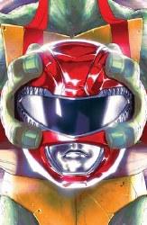 Power Rangers Teenage Mutant Ninja Turtles #1 Cvr C Montes (