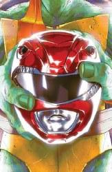 Power Rangers Teenage Mutant Ninja Turtles #1 Cvr D Montes (