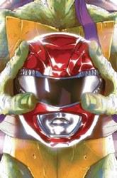 Power Rangers Teenage Mutant Ninja Turtles #1 Cvr E Montes (