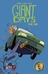 Giant Days Tp Vol 12 (C: 0-1-2)
