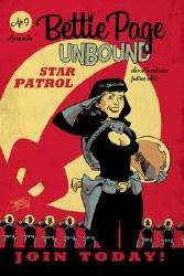 Bettie Page Unbound #9 Cvr B Chantler