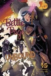 Bettie Page Unbound #9 Cvr D Gaudio