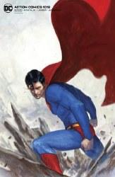 Action Comics #1018 Card Stock Var Ed