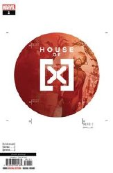 House Of X #1 (Of 6) 4th Ptg Larraz Var