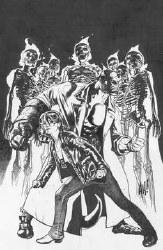 Hellboy & The Bprd The Seven Wives Club Cvr C Hughes