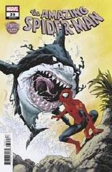 Amazing Spider-Man #36 Shalvey Venom Island Var 2099