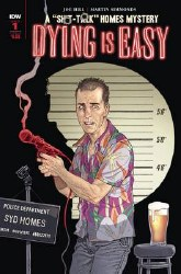 Dying Is Easy #1 (Of 5) Cvr B Rodriguez