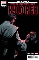 Star Wars Rise Kylo Ren #1 (Of 4) Carnero Var