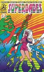 Superbabes Starring Femforce #3