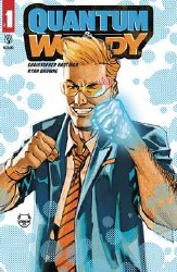 Quantum & Woody (2020) #1 (Of 5) Cvr B Johnson