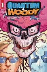 Quantum & Woody (2020) #1 (Of 5) Cvr F #1-4 Pre-Order Bundle
