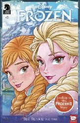 Disney Frozen True Treasure #3 (Of 3) Cvr B Renieri (C: 1-0-