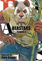 Beastars Gn Vol 05 (C: 1-1-2)