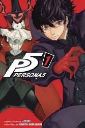 Persona 5 Manga Gn Vol 01 (C: 1-0-1)