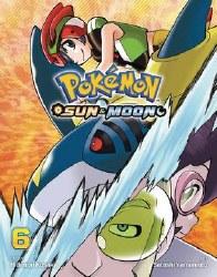Pokemon Sun & Moon Gn Vol 06 (C: 1-0-1)