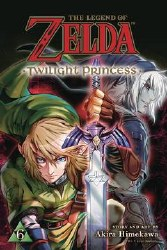 Legend Of Zelda Twilight Princess Gn Vol 06 (C: 1-0-1)