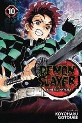 Demon Slayer Kimetsu No Yaiba Gn Vol 10 (C: 1-0-1)