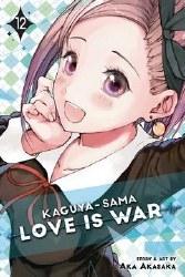 Kaguya Sama Love Is War Gn Vol 12 (C: 1-0-1)