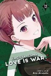 Kaguya Sama Love Is War Gn Vol 13 (C: 1-1-2)