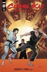 Cobra Kai Karate Kid Saga Continues #4 (Of 4) 10 Copy Incv D