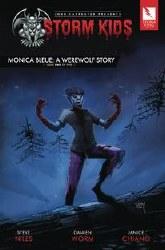 Storm Kids Monica Bleue Werewolf Story #2 (Of 5)