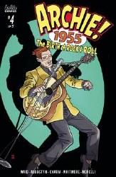 Archie 1955 #4 (Of 5) Cvr B Allred