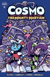 Cosmo Mighty Martian #3 (Of 5) Cvr C Ugarte