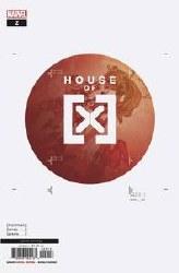 House Of X #2 (Of 6) 4th Ptg Larraz Var
