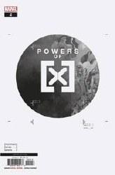 Powers Of X #2 (Of 6) 4th Ptg Silva Var
