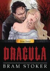Manga Classics Dracula Hc
