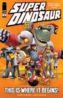 Lcsd 2019 Super Dinosaur #1 Special Ed
