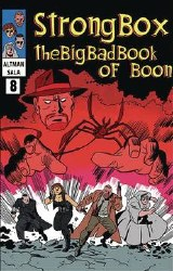 Strong Box Big Bad Book Of Boon #8 (Of 8)