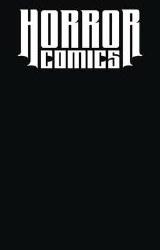 Horror Comics Sketchbook One Shot Shroud Black Ed