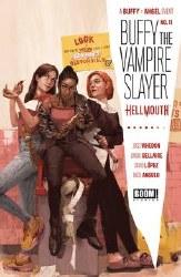 Buffy The Vampire Slayer #11 Cvr A Main Aspinall