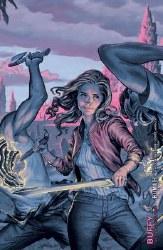 Buffy The Vampire Slayer #11 Cvr C Connecting Morris Var