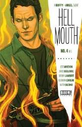 Buffy Vampire Slayer Angel Hellmouth #4 Cvr A Frison