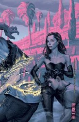 Buffy Vampire Slayer Angel Hellmouth #4 Cvr B Connecting Mor